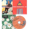 LOS PLANETAS, singles CD firmados