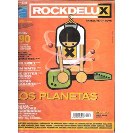 LOS PLANETAS revistas